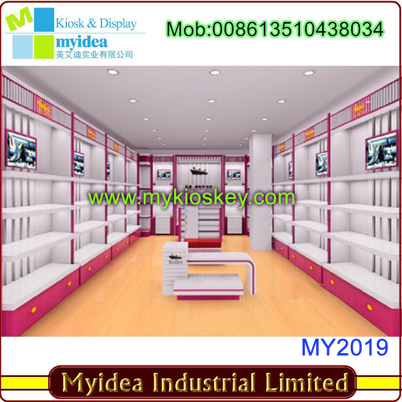 Top end shoes store display furniture   clothes shop furniture design for  sale. Top end shoes store display furniture   clothes shop furniture