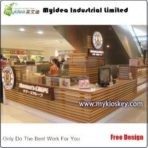 Waffle kiosk business plan