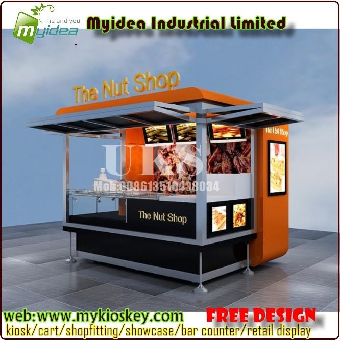Fast food kiosk outdoor food kiosk for sale for Garden kiosk designs