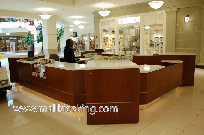 corian stone reception bar counter