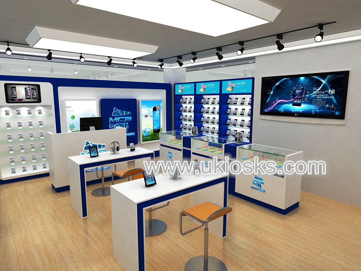 Popular mobile phone shop furniture design for mobile shop for Mobile furniture