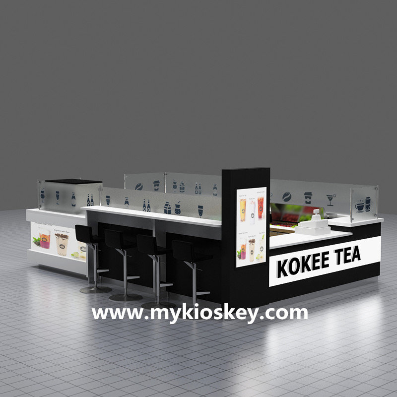 garment shop decoration furniture