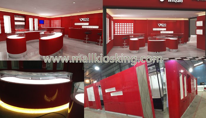 electronic cigarette shop design