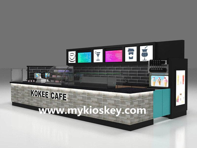 Westfield Coffee Kiosk Mall Coffee Kiosk Design Coffee