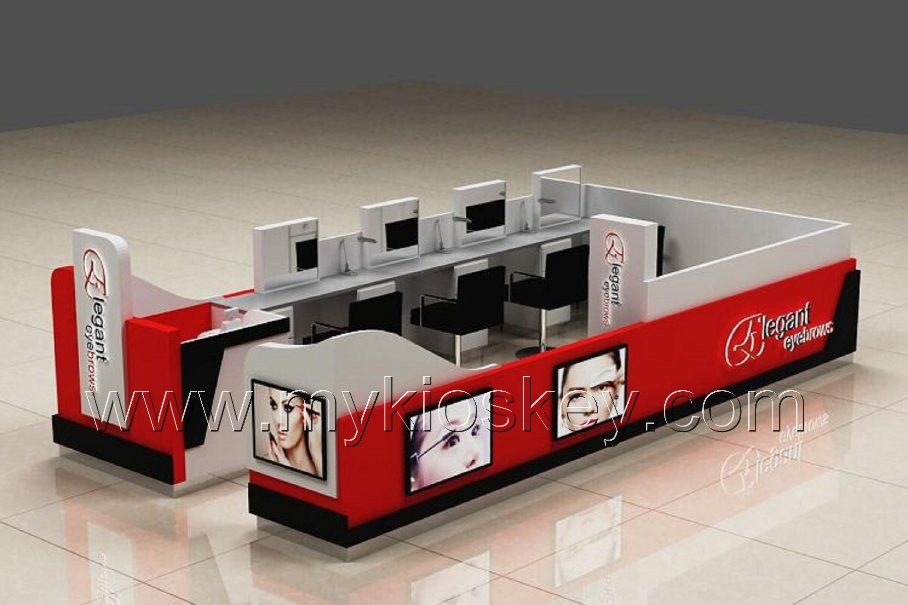 red eyebrow kiosk (1)