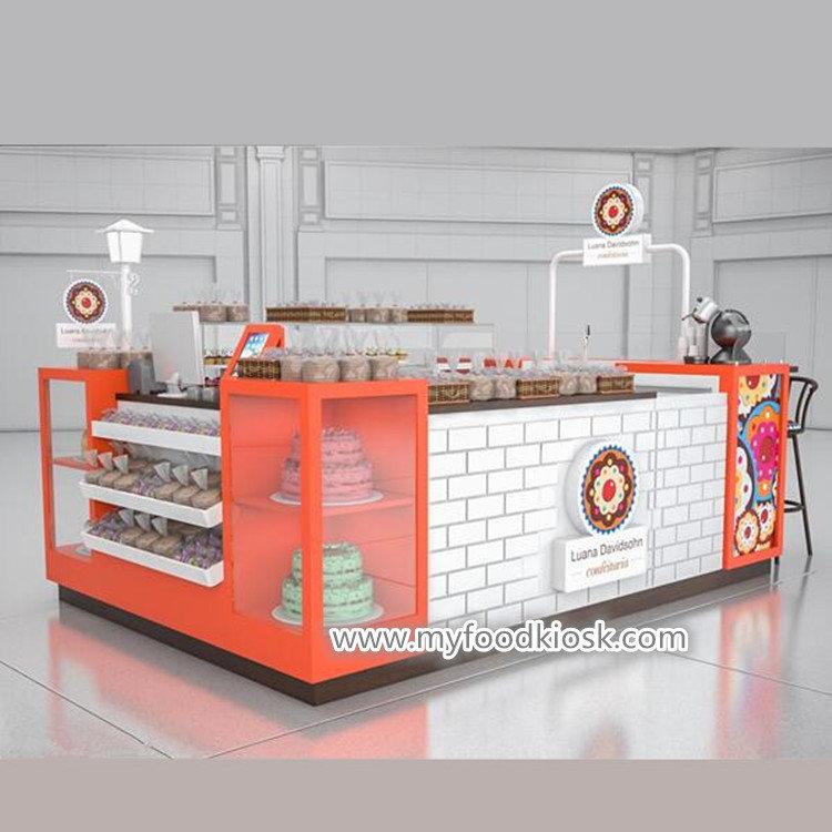cupcake display showcase