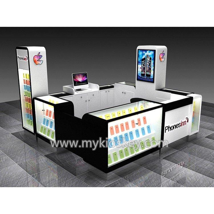 mall phone kiosk ideas