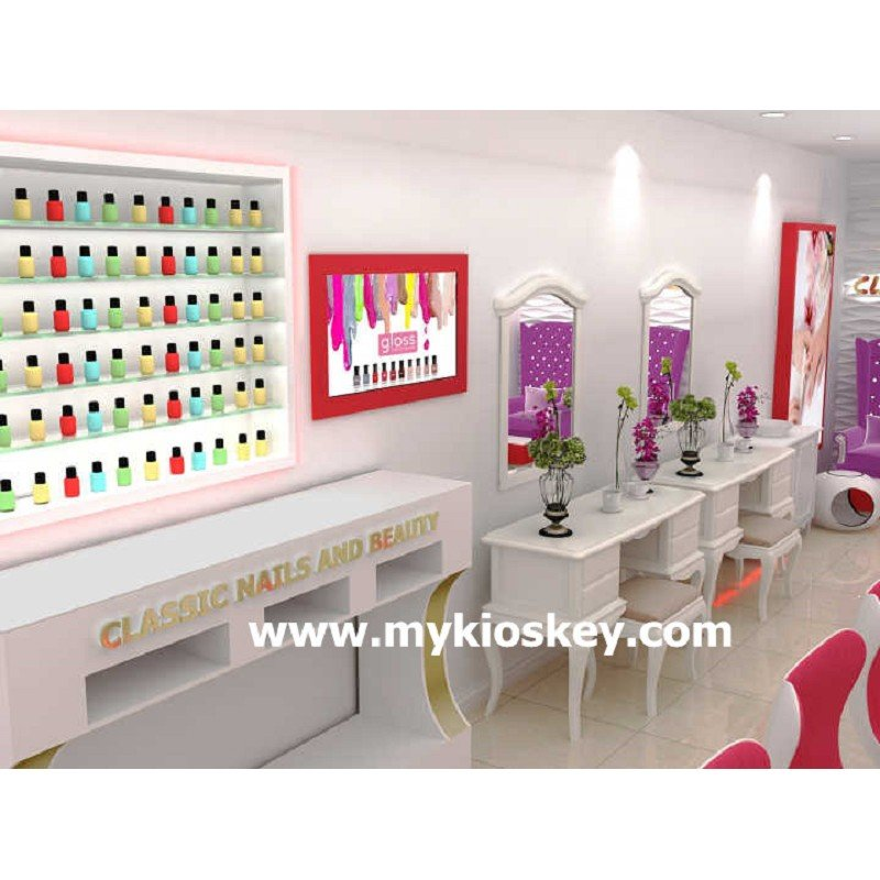 nail salon shop