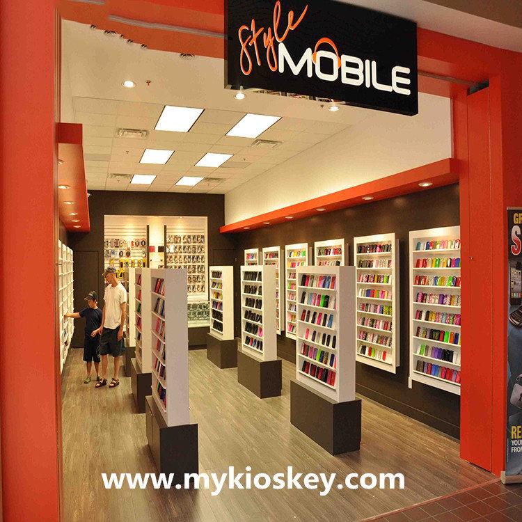 cellphone store fixtures