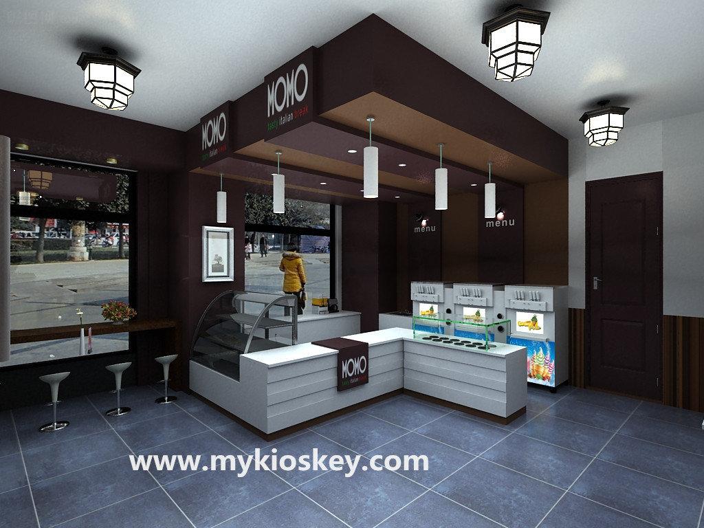 Philadelphia Interior Design Custom Furniture ~ Factory custom made ice cream shop furniture
