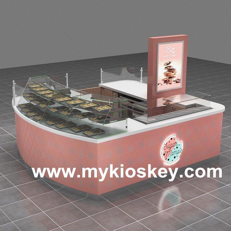 cookies display kiosk