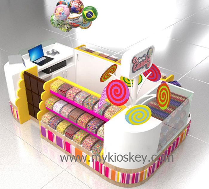 candy kiosk display
