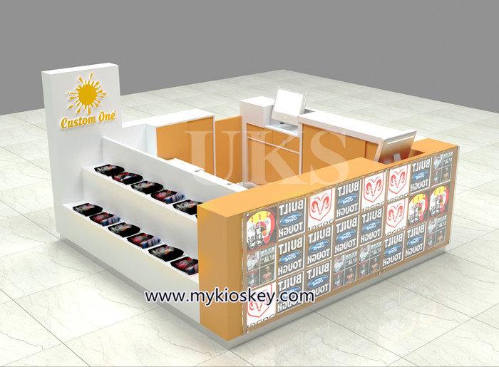 T shirt kiosk