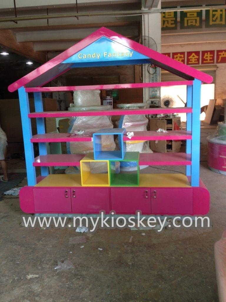 candy shop interior design