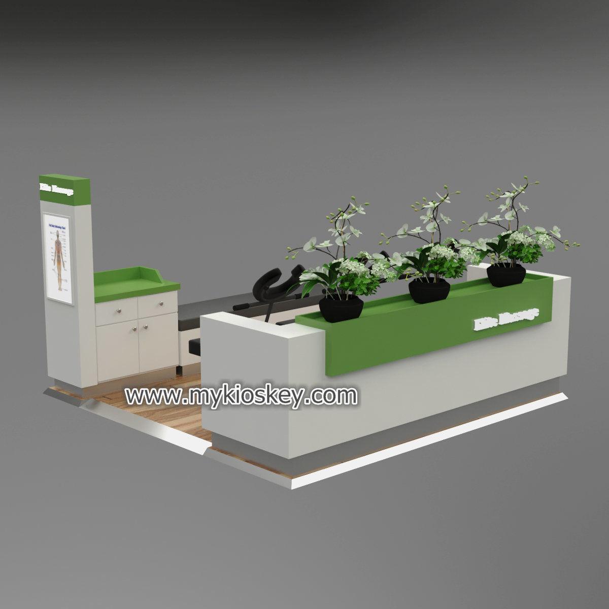 cosmetic shop furniture design