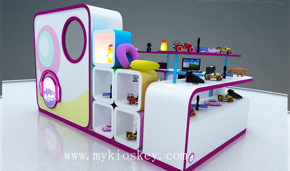 toy display showcase
