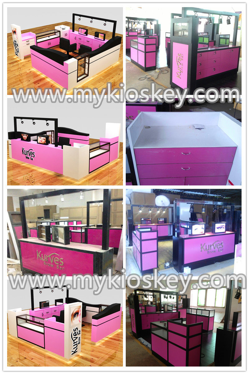 New Outdoor Simulation Kiosk Mall Kiosks Food Kiosks
