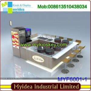 waffle crepe kiosk