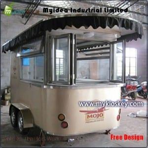 food trailer