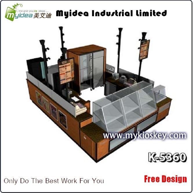 Coffee kiosk for sale | coffee kiosk manufacturer | Mall Kiosks