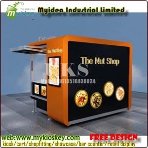 outdoor food kiosk