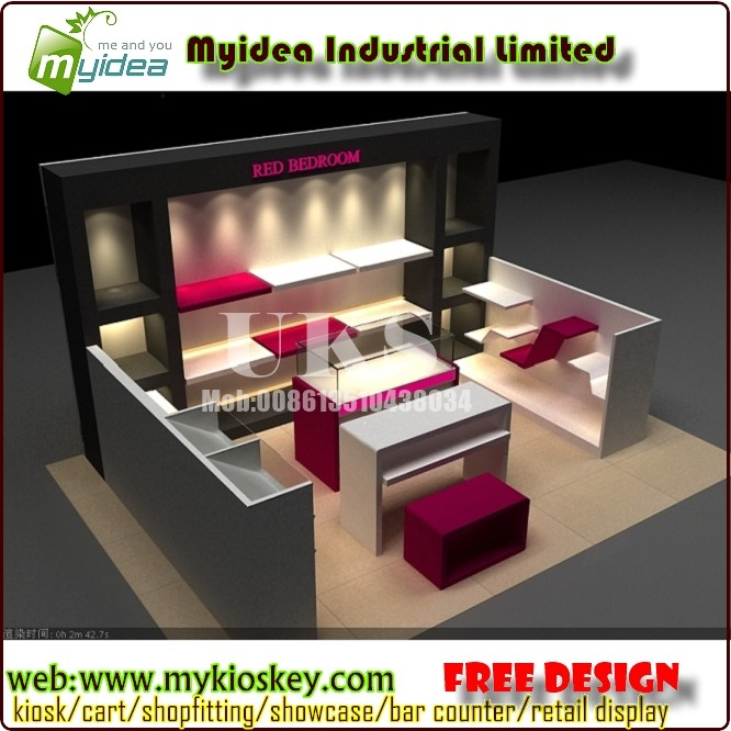 Modern Security Booth For Sale Mall Kiosks Food Kiosks