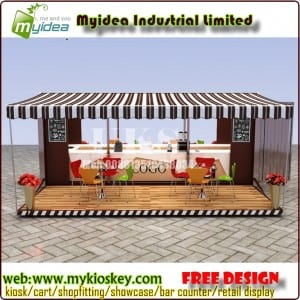 container kiosk