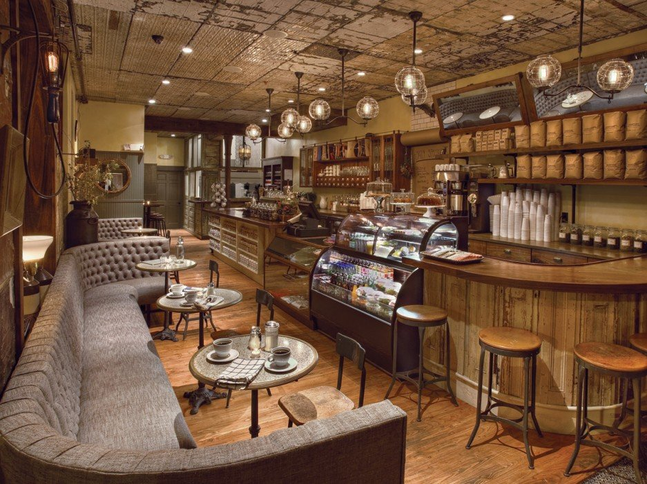 Would You Like To Build Up An Organic Coffee Shop Mall