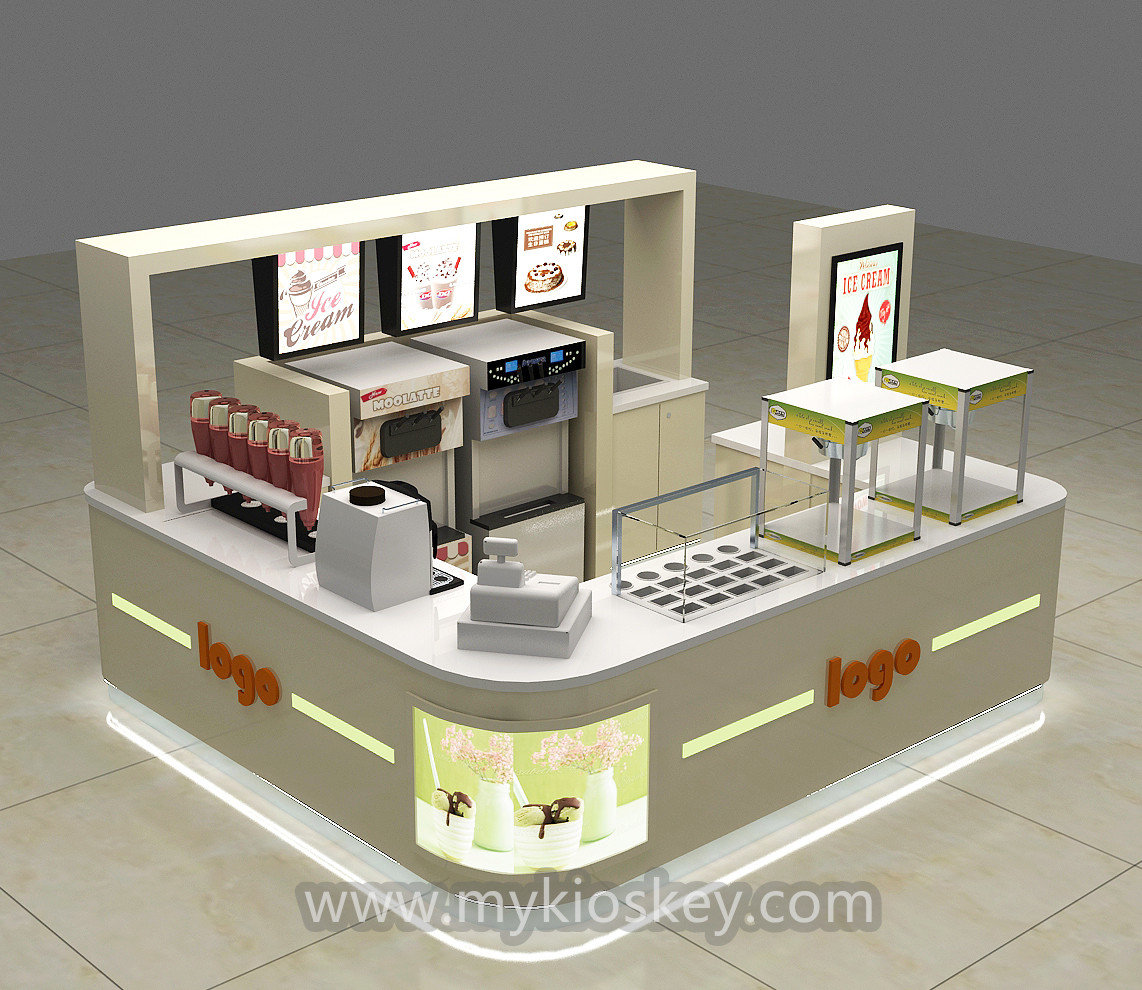 odm oem service shopping mall fast food kiosk design for sell frozen yogurt mall kiosks food. Black Bedroom Furniture Sets. Home Design Ideas
