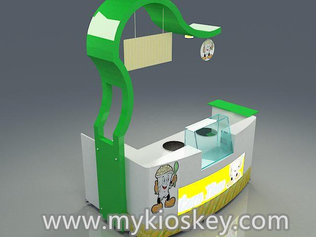 Food Kiosk & Food Cart Manufacturer | Outdoor Designs & Cost
