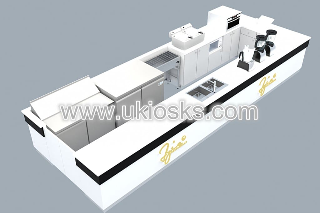 food container kiosk