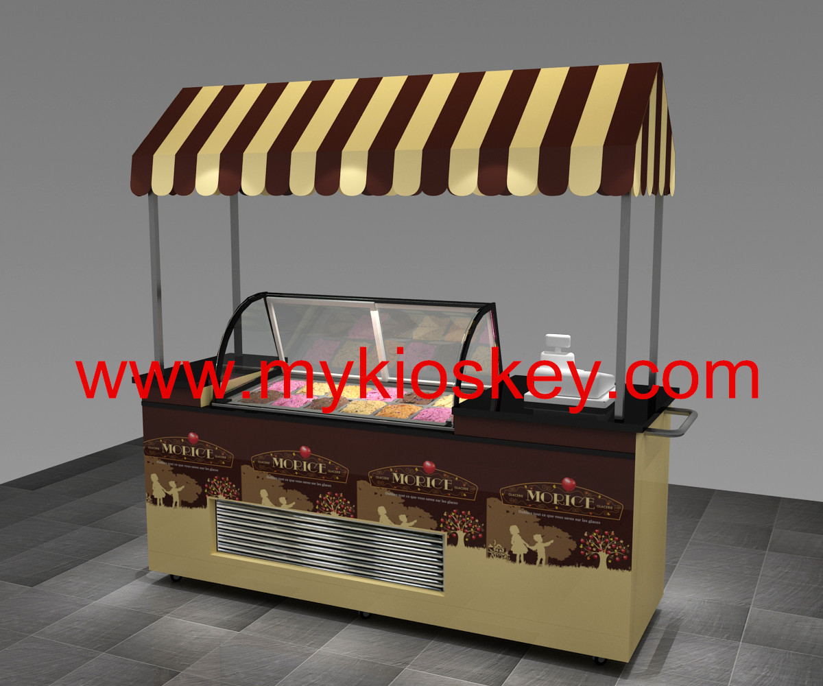 Ice Cream Truck For Sale >> Hot sale ice cream cart mobile, ice cream cart with wheels, ice cream cart for sale