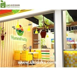yogurt store furniture
