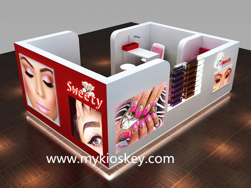 eyebrow threading store