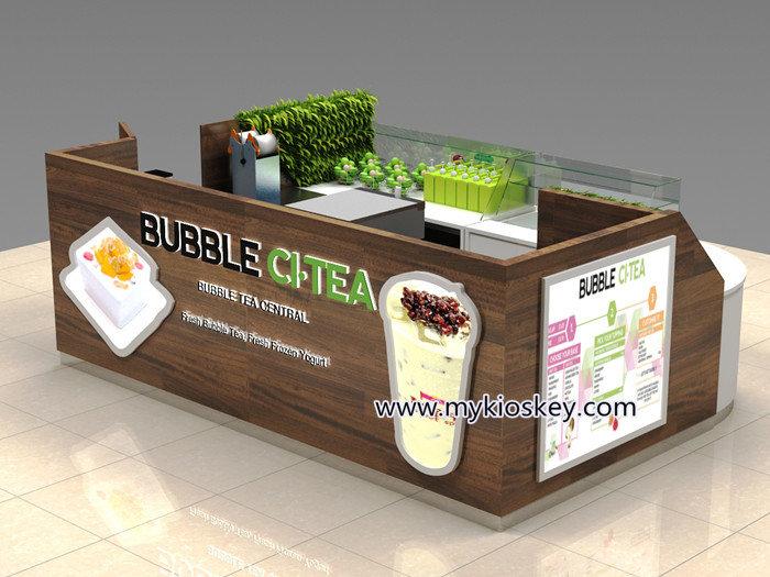 juice bar counter