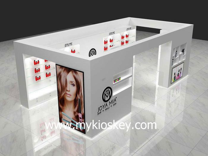 nail polish display kiosk