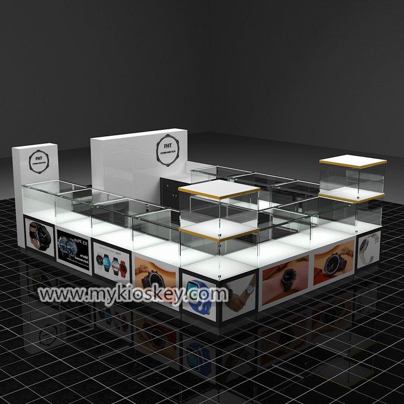 watch display showcase