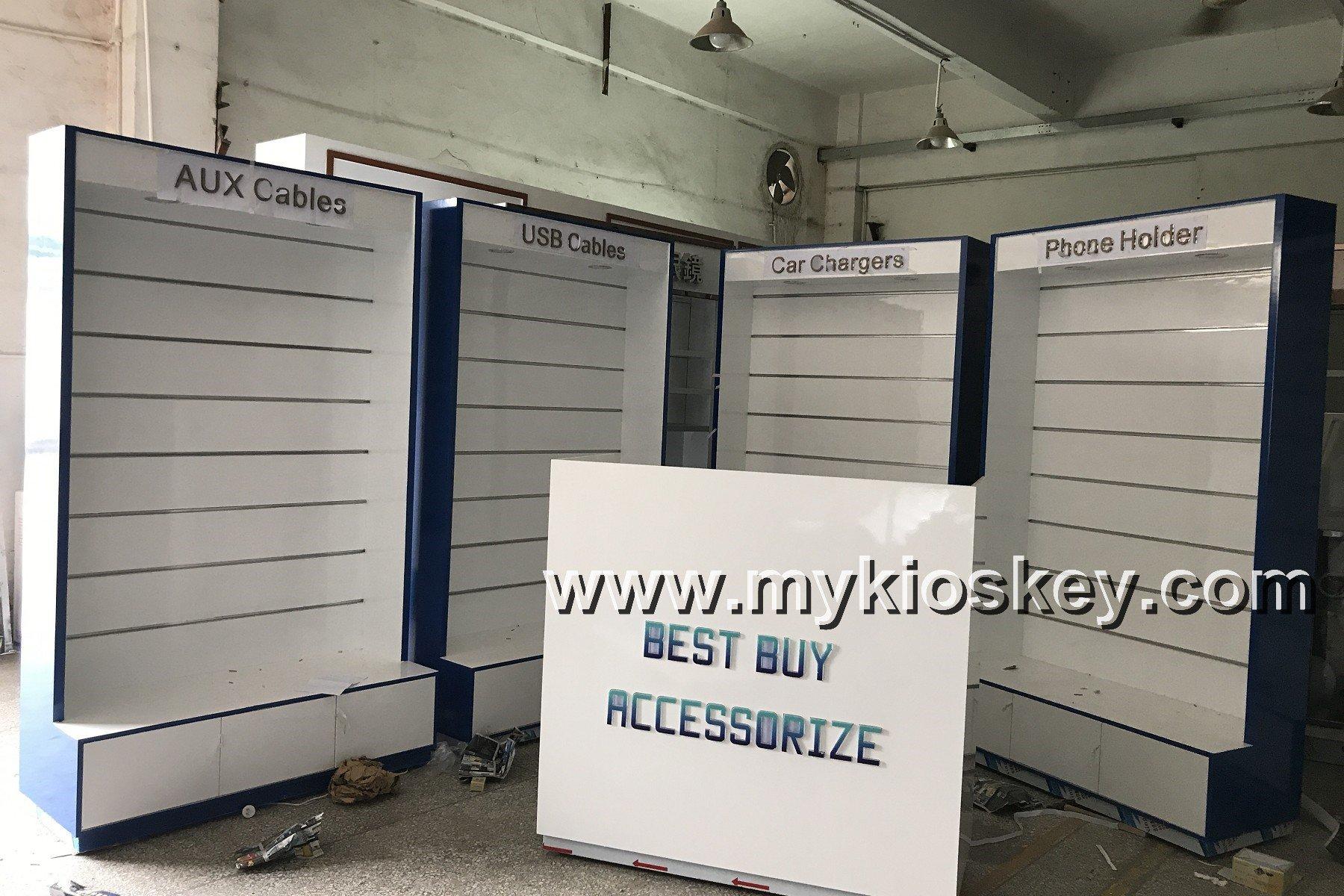 accessory display showcase