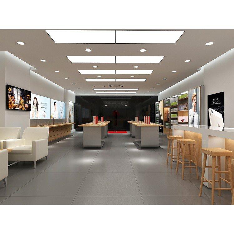 electronic laptop store furniture