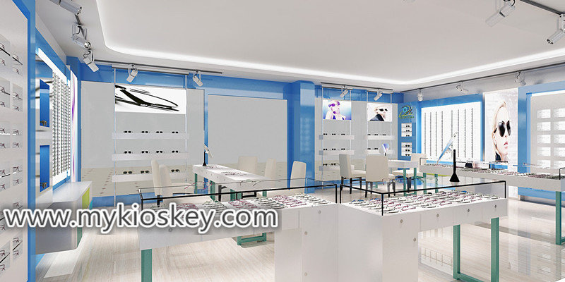 optical shop furniture