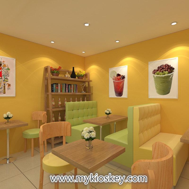 bubble tea coffee shop