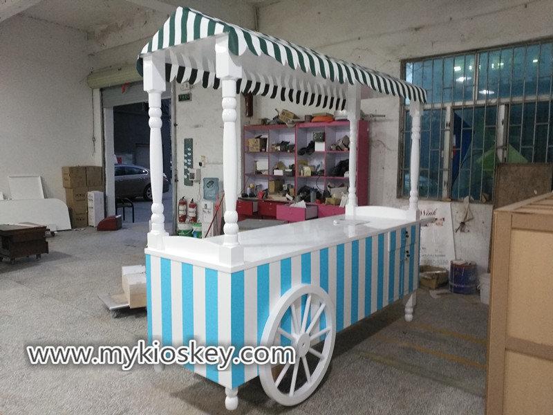 mobile dessert cart