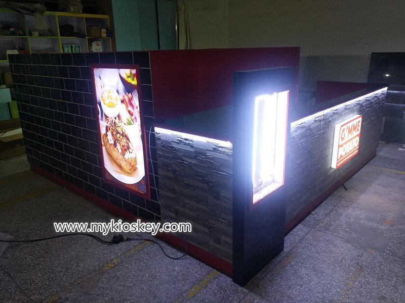 jucie bar kiosk