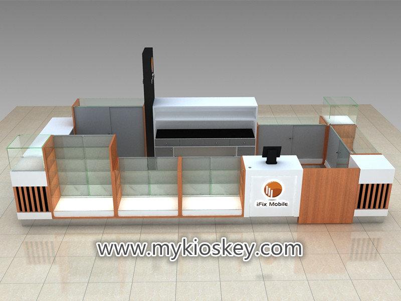 mobile phone repair kiosk