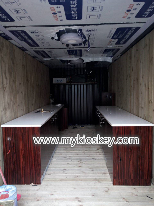portable container restaurant