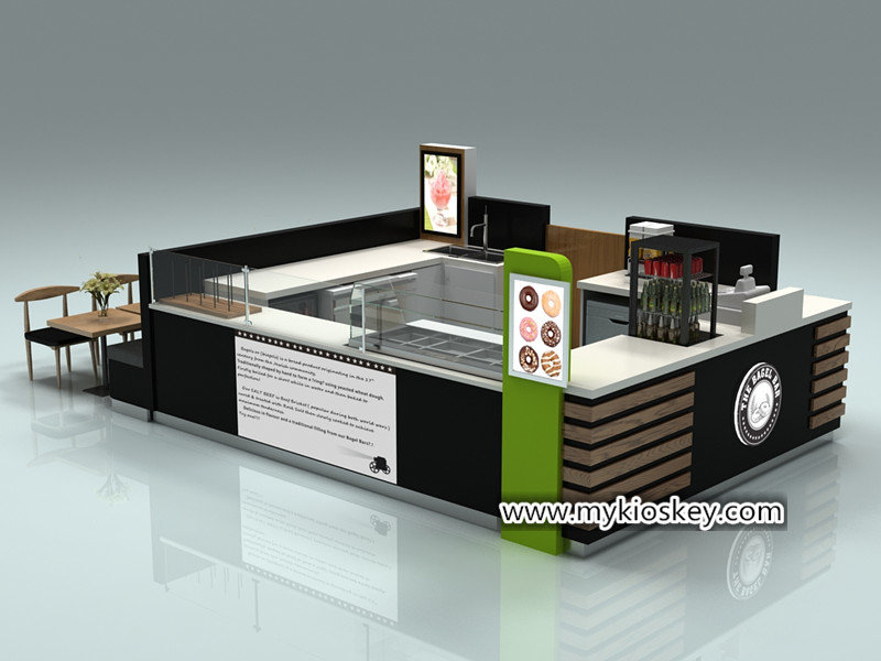 donut display kiosk