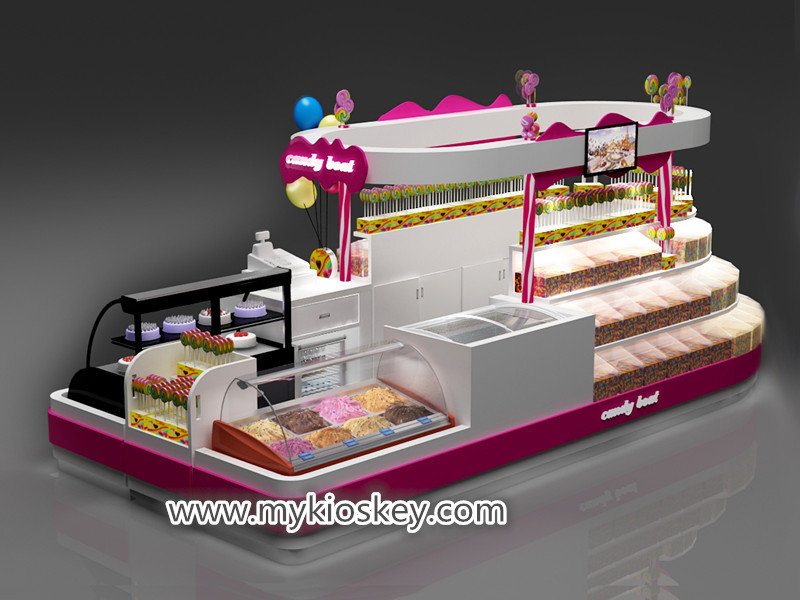 cosmetic shop furniture design