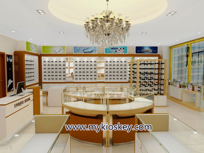 jewelry shop interior design