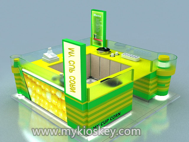 sweet corn kiosk