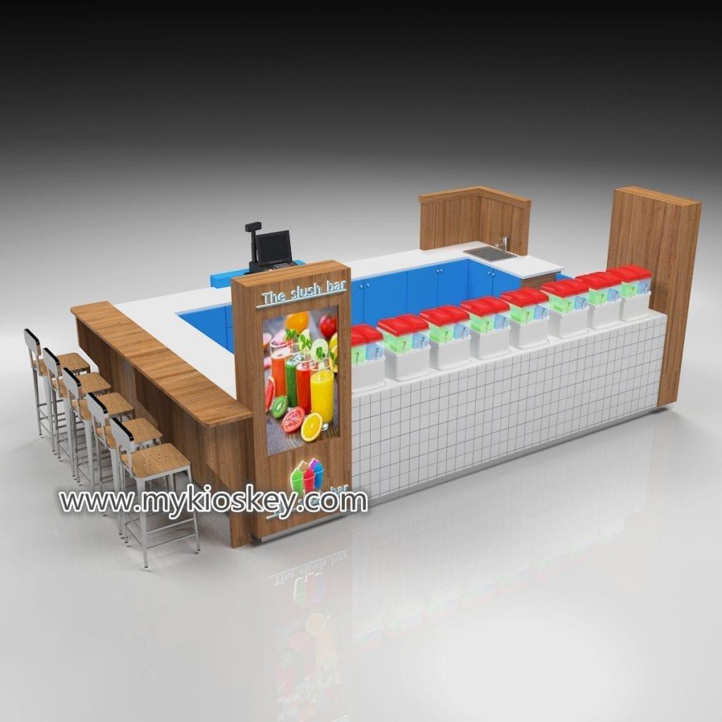 smoothie kiosk